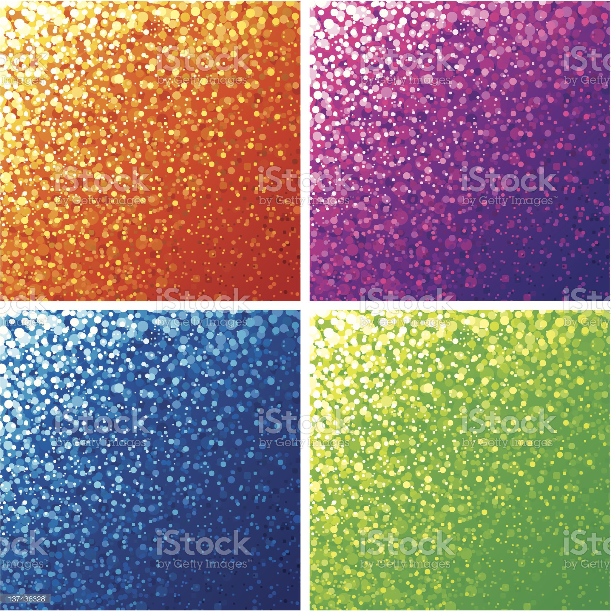 Shimmering Background royalty-free stock vector art