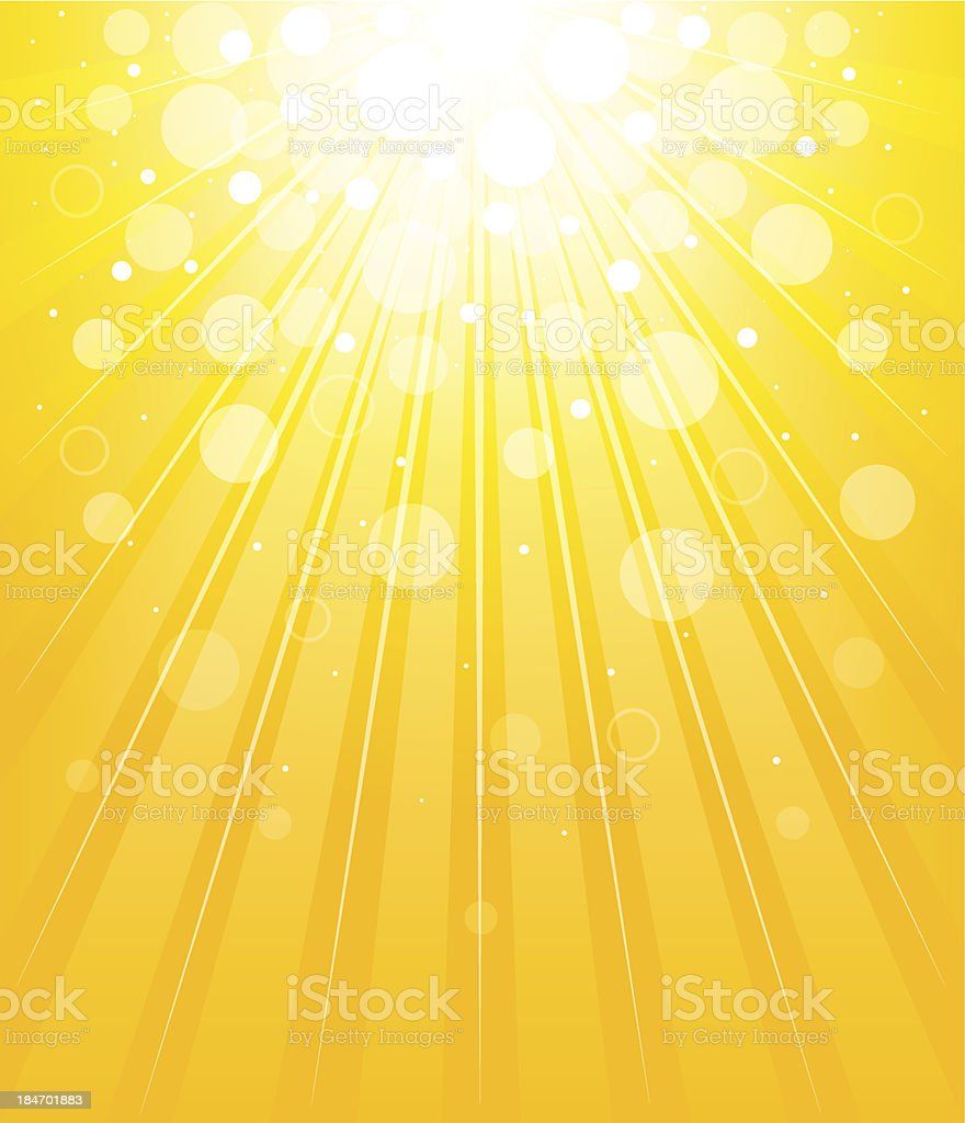 Shining background royalty-free stock vector art