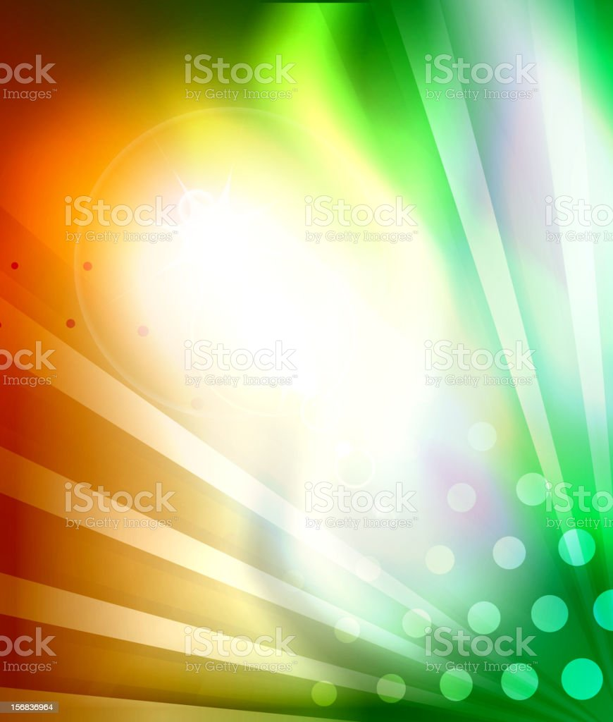 Shiny colorful vector background royalty-free stock vector art