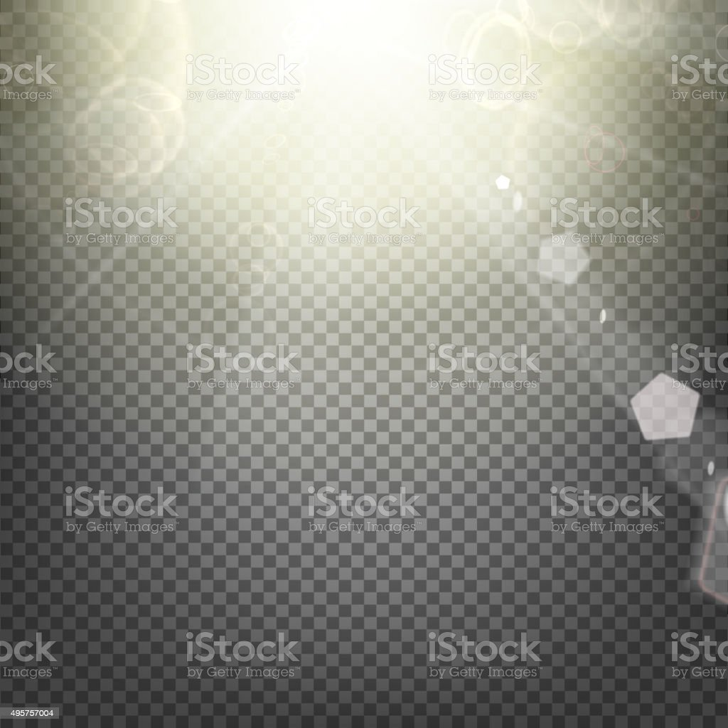 Shiny sunburst background vector art illustration
