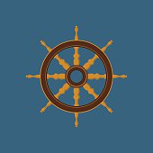 Ships Wheel ,Ship Equipment