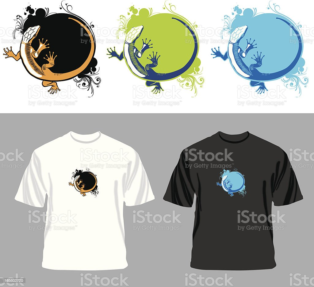 shirts design royalty-free stock vector art
