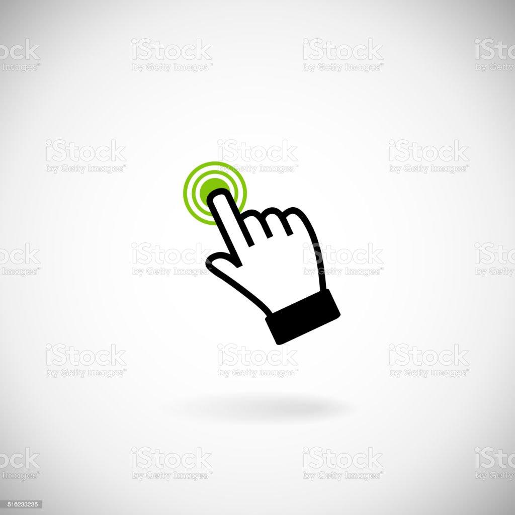Sign emblem vector art illustration