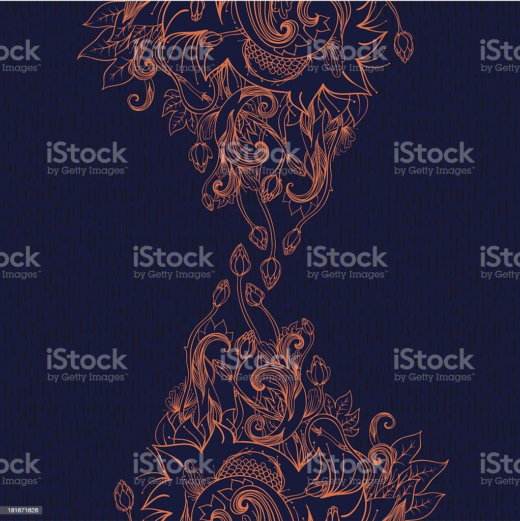 Silent night royalty-free stock vector art