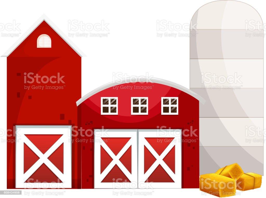 Red Barn Doors Clip Art barn doors clip art clip art, vector images & illustrations - istock