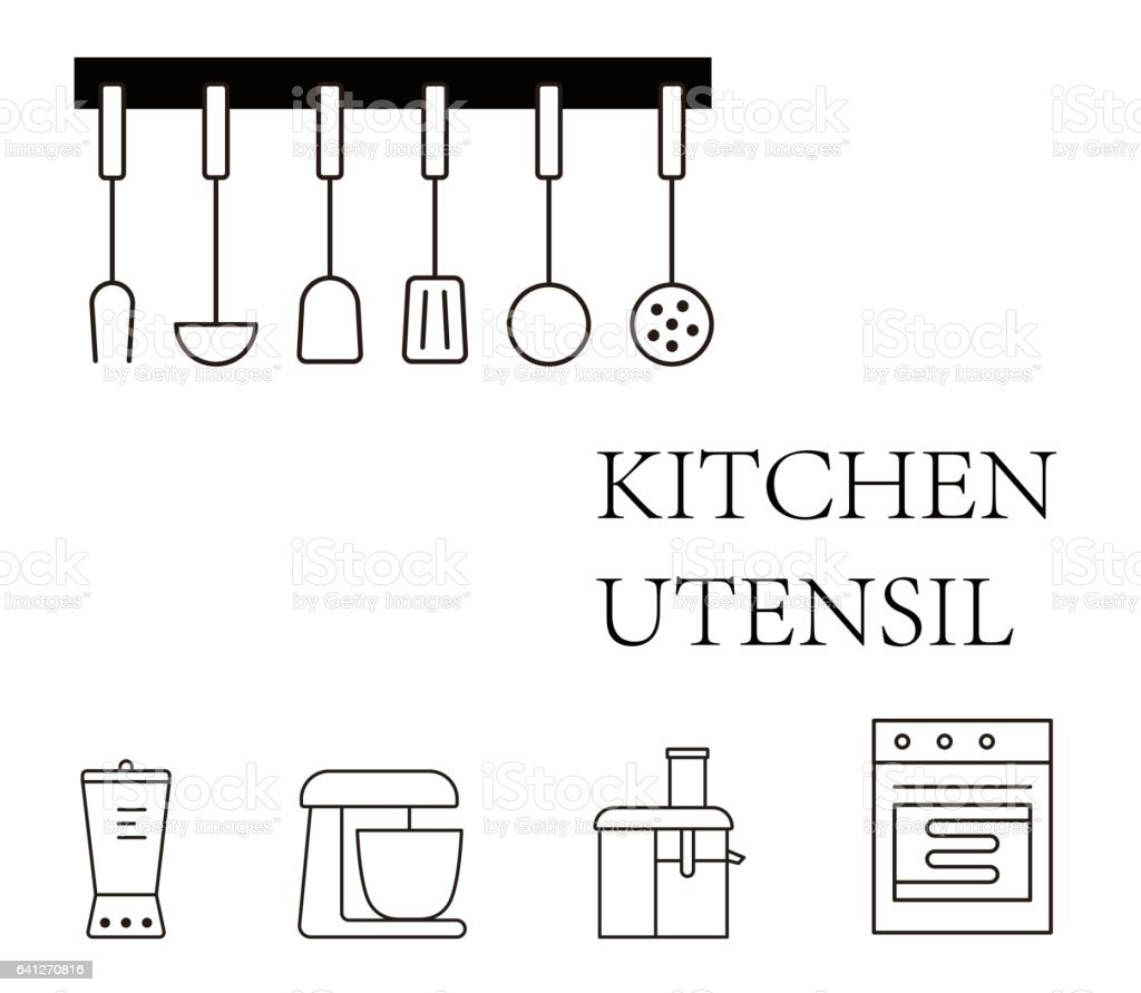 Simple Kitchen Machines Worksheet kitchen utensils vocabulary worksheet page 1 learn english with