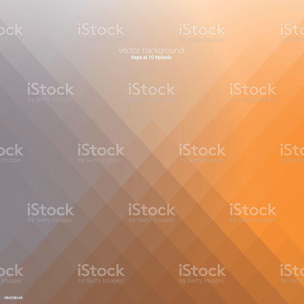 Simple pixels design background vector art illustration