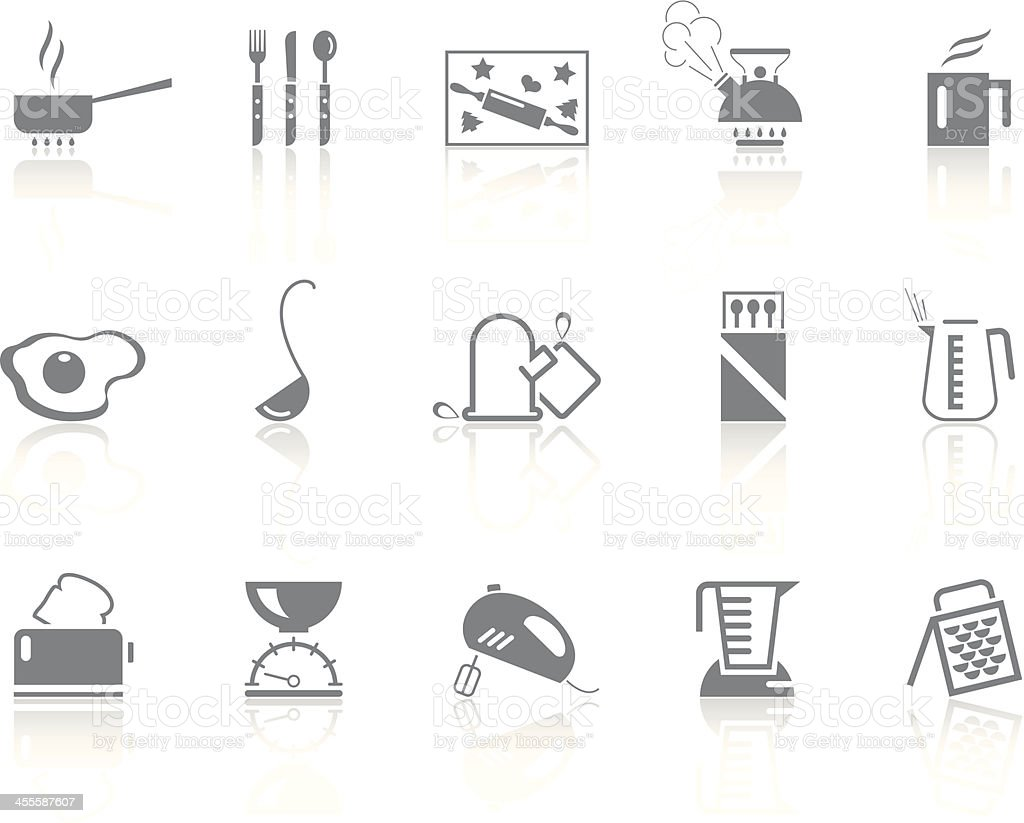 Simplicity >  Kitchen royalty-free stock vector art