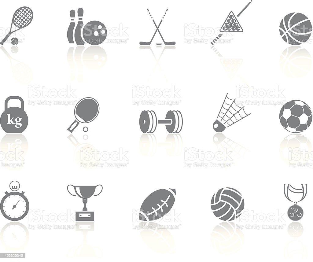 Simplicity > Sport royalty-free stock vector art