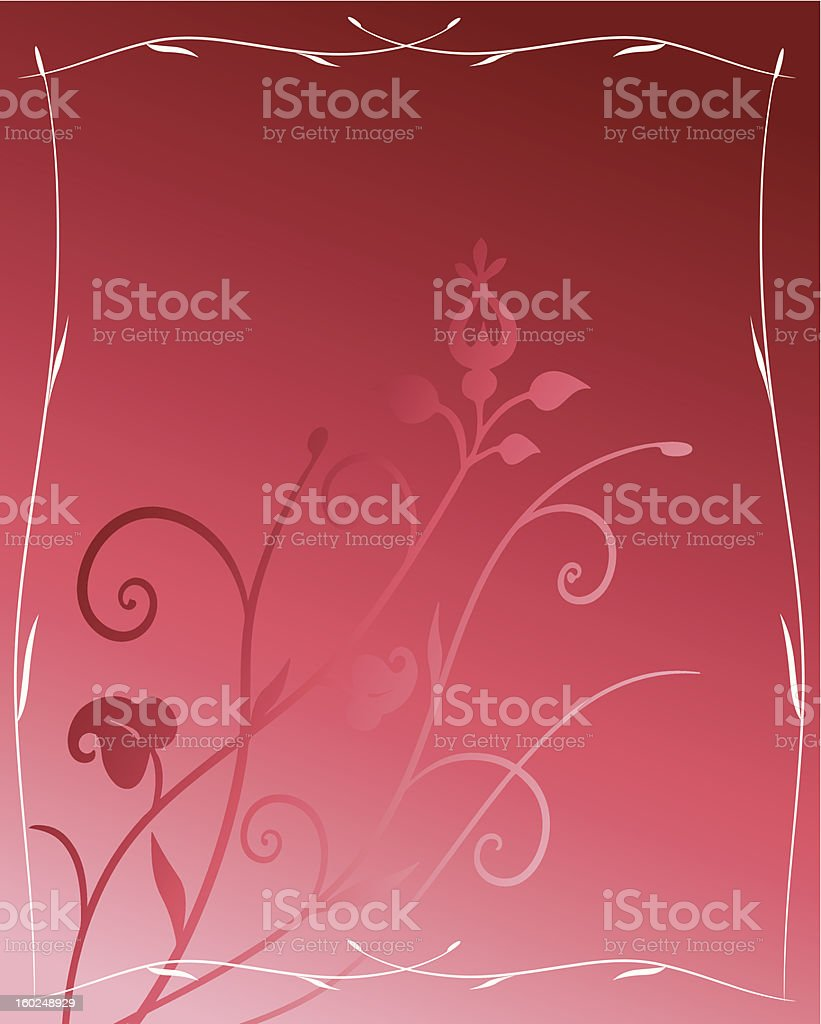 simply frame royalty-free stock vector art