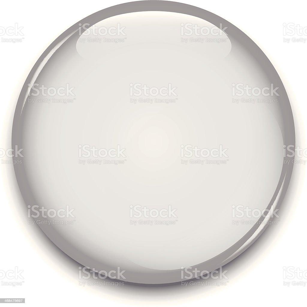 Single Badge (circle) vector art illustration