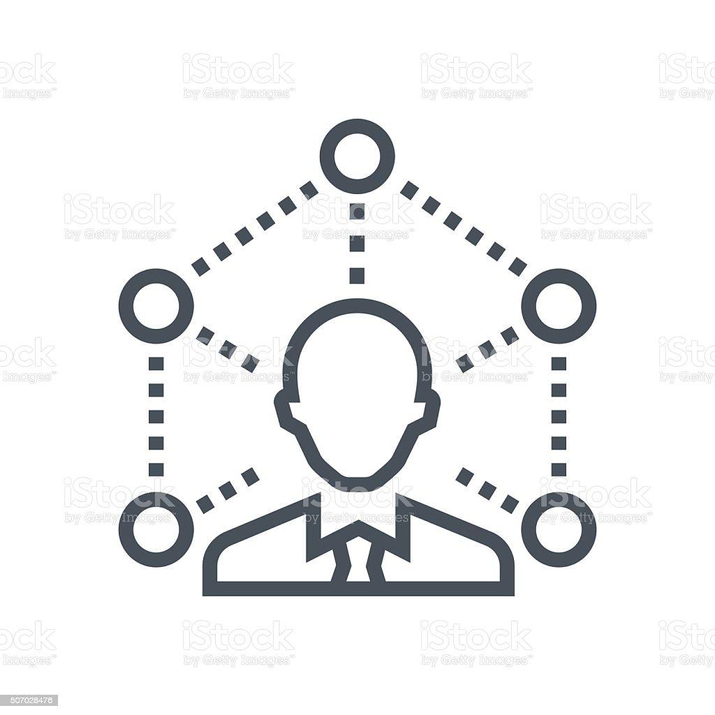 skills set icon stock vector art istock 1 credit