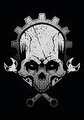 Skull Metal Gear