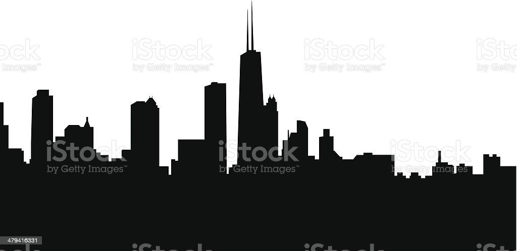 Skyline royalty-free stock vector art