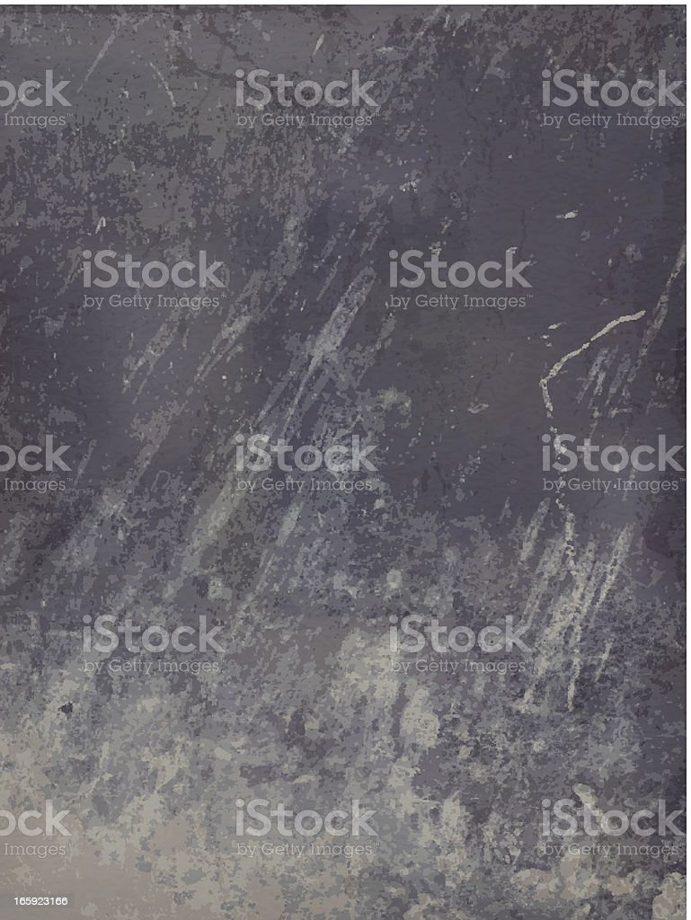 Slate colored and textured vector background royalty-free stock vector art