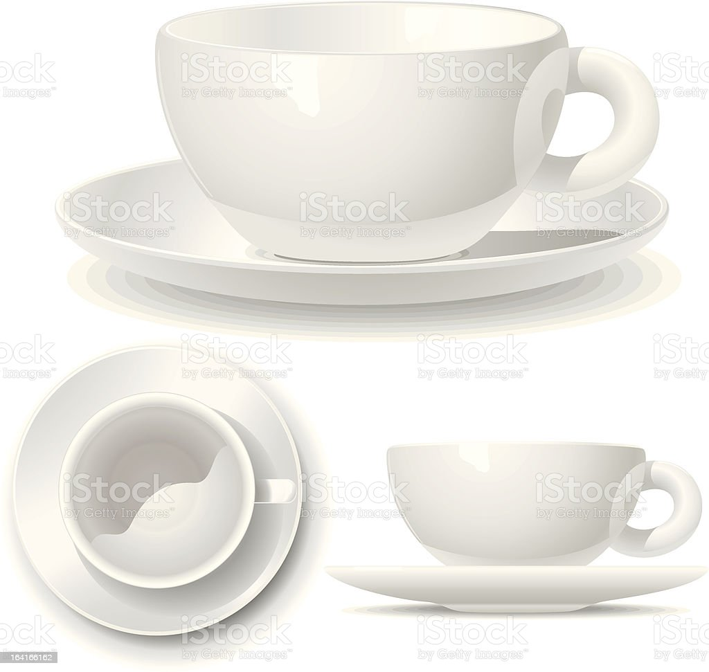 Small coffee cup royalty-free stock vector art