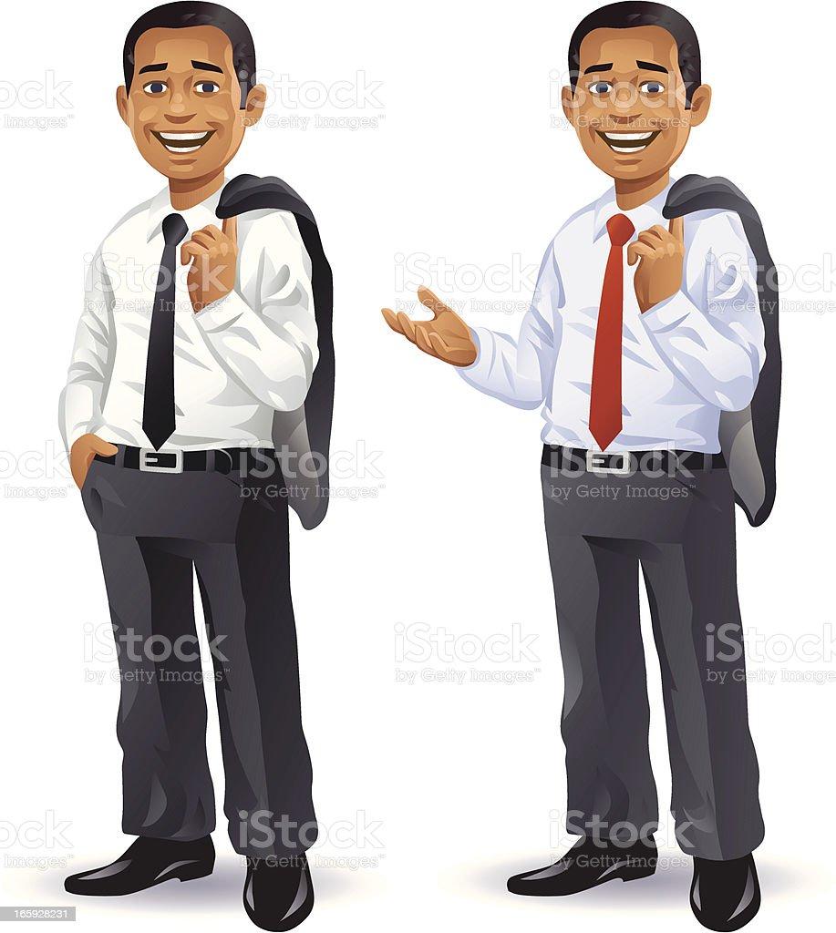smart businessman stock vector art istock smart businessman royalty stock vector art