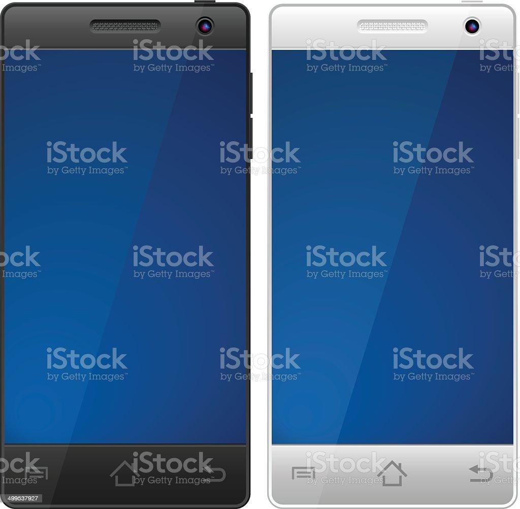 smartphone royalty-free stock vector art
