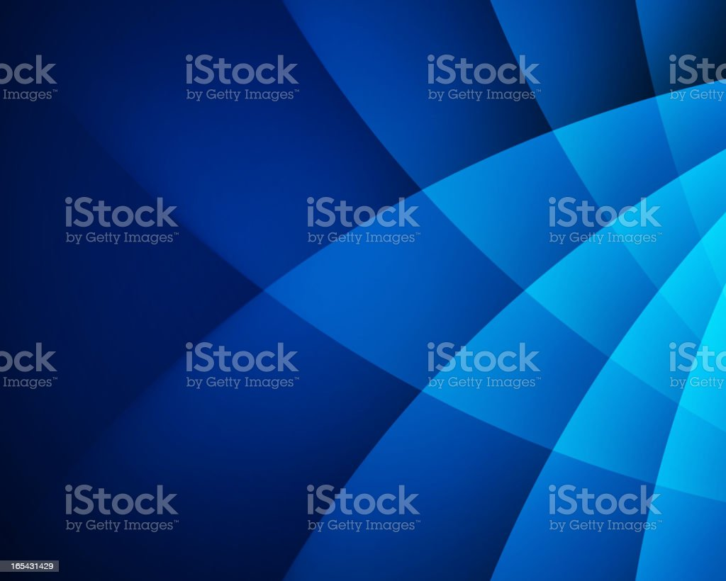 Smooth light lines vector background royalty-free stock vector art