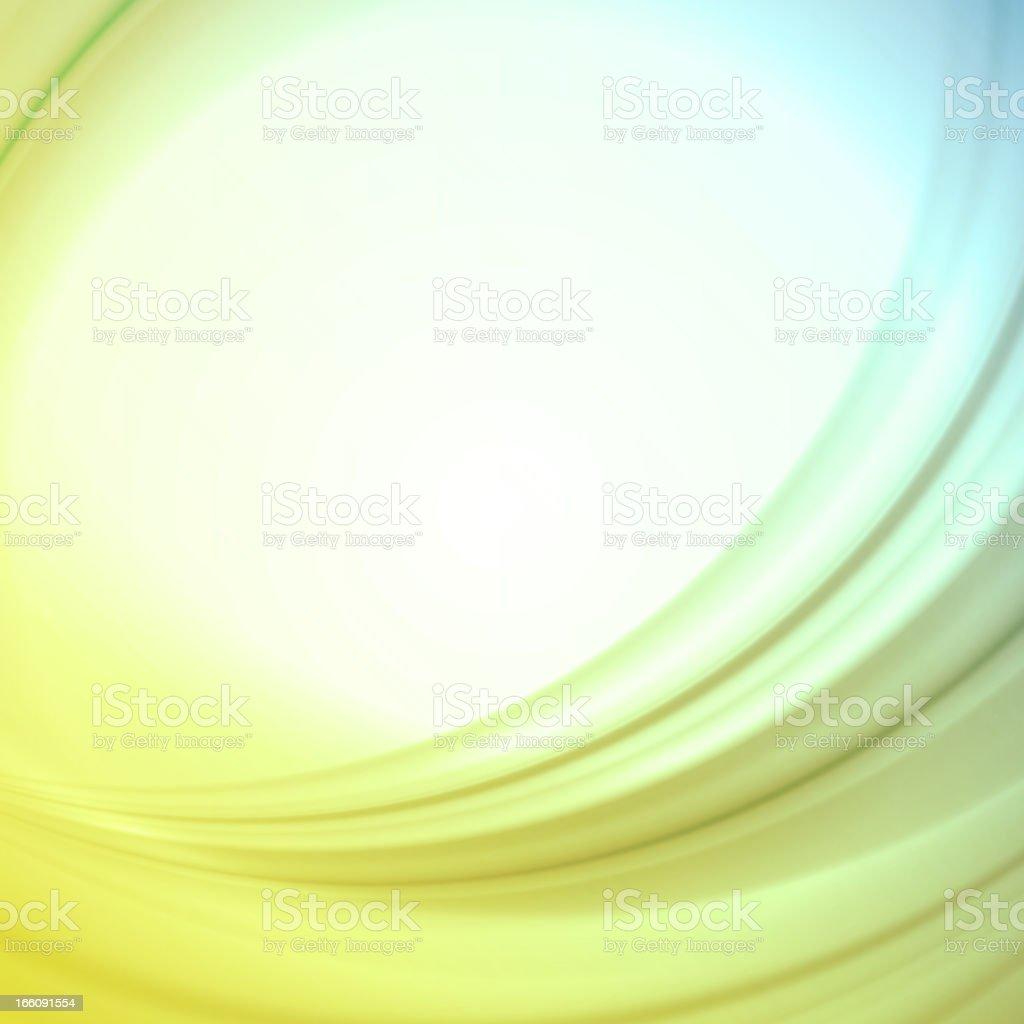 Smooth light lines vector background vector art illustration