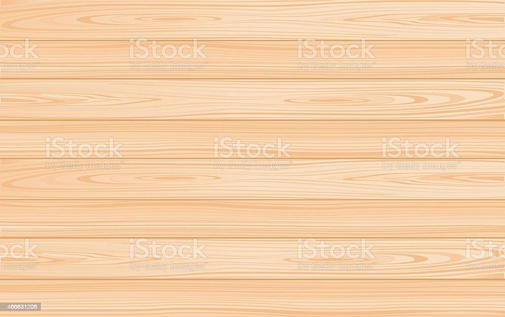A smooth wooden texture vector vector art illustration