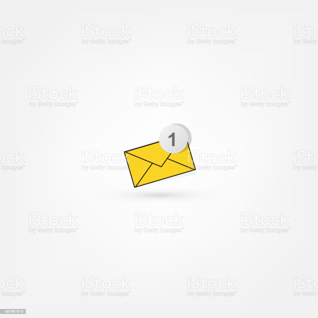 sms icon royalty-free stock vector art