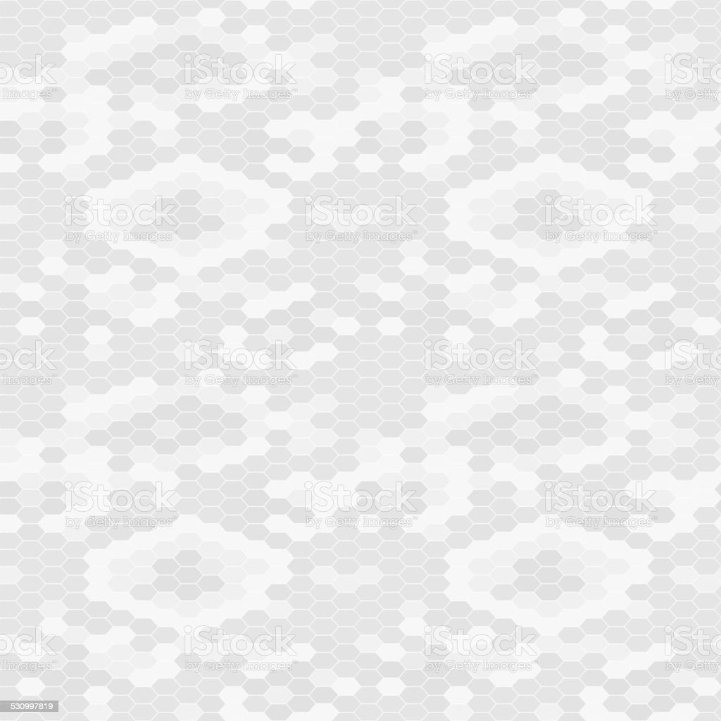 Snake skin texture. Seamless pattern gray  background. Vector vector art illustration