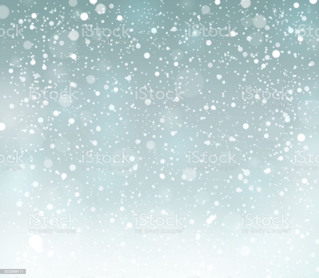 Snow theme background 6 vector art illustration