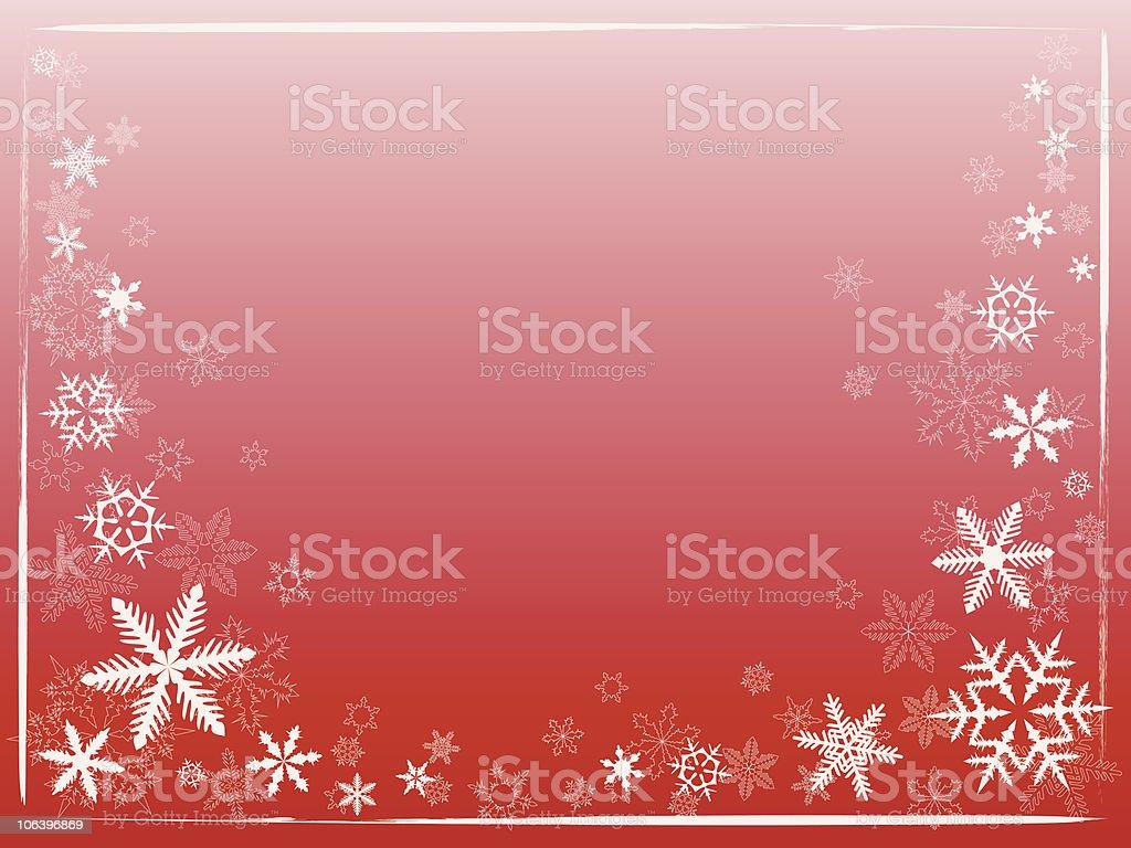 snowflakes 01 royalty-free stock vector art