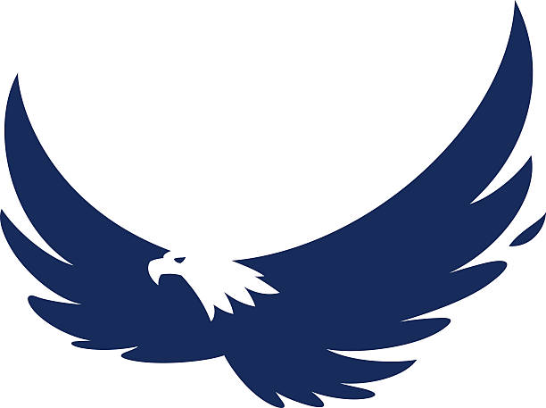 clip art soaring eagle - photo #26