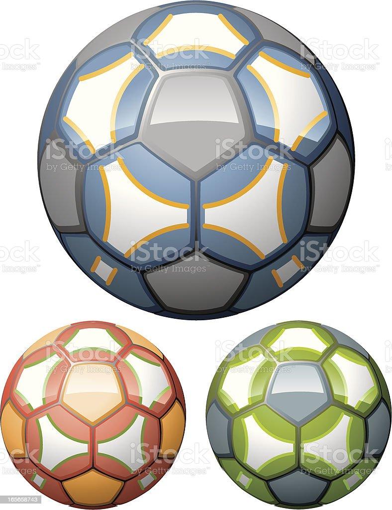 Soccer Ball - Football royalty-free stock vector art