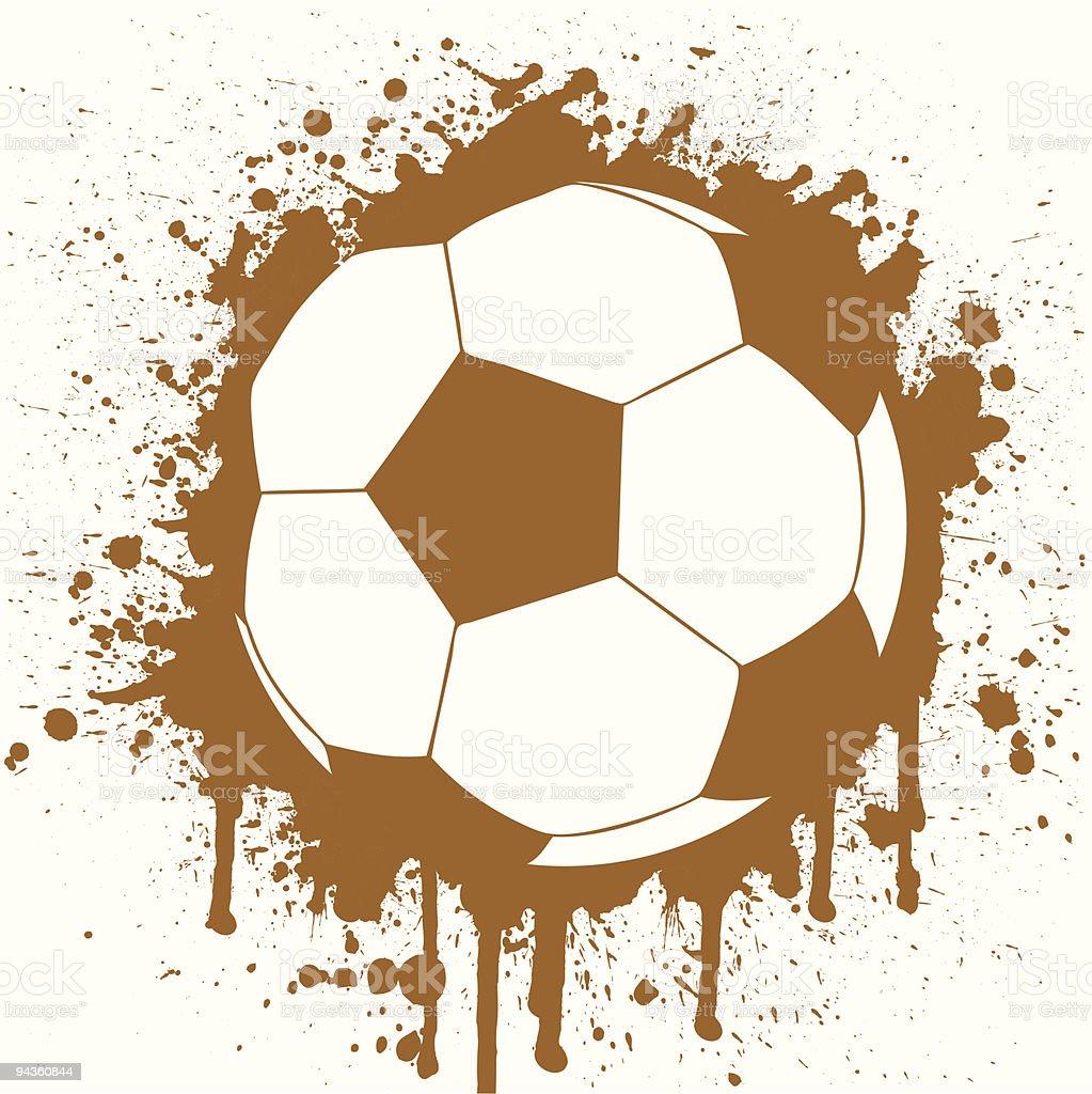 soccer ball royalty-free stock vector art