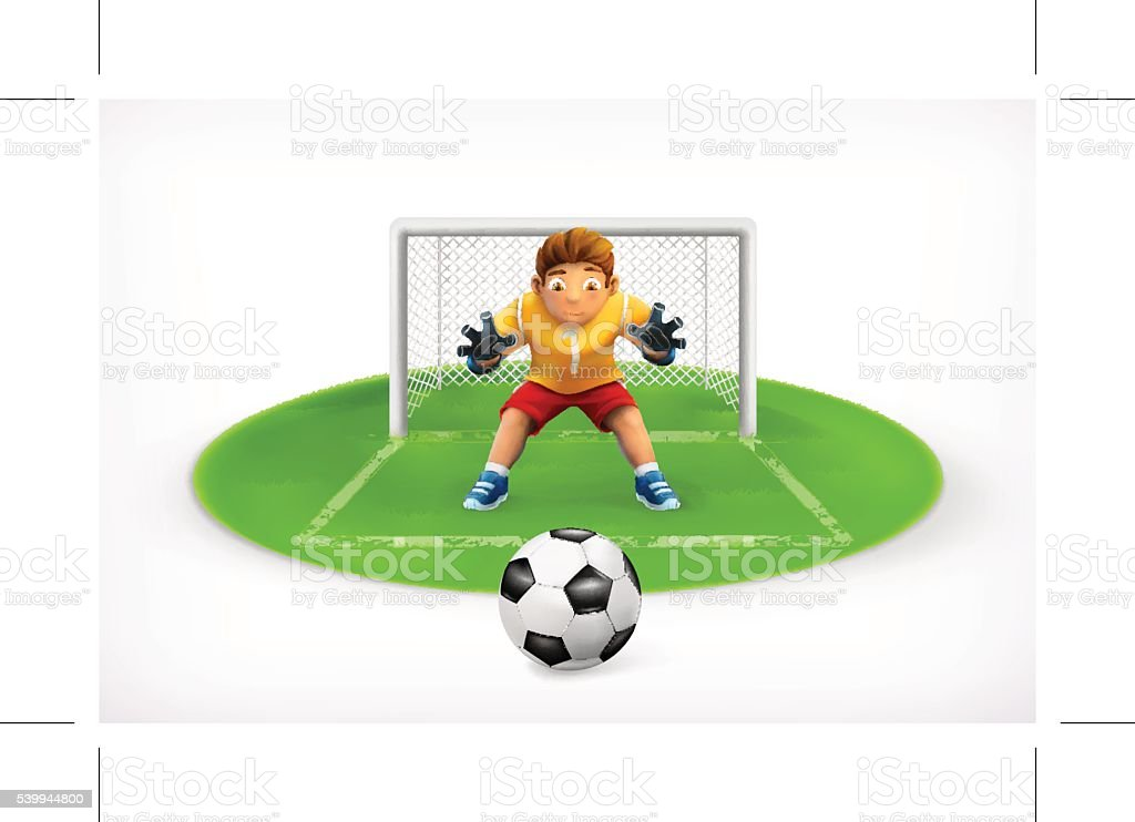 Soccer, vector icon vector art illustration