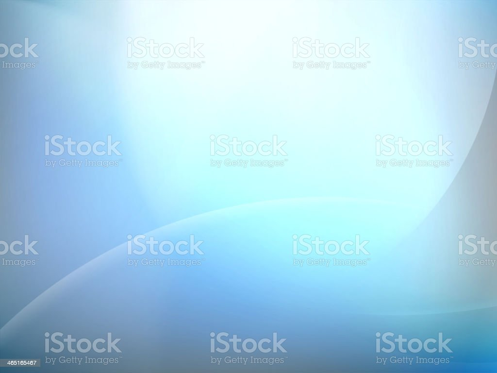 Soft colored blue and white abstract background vector art illustration