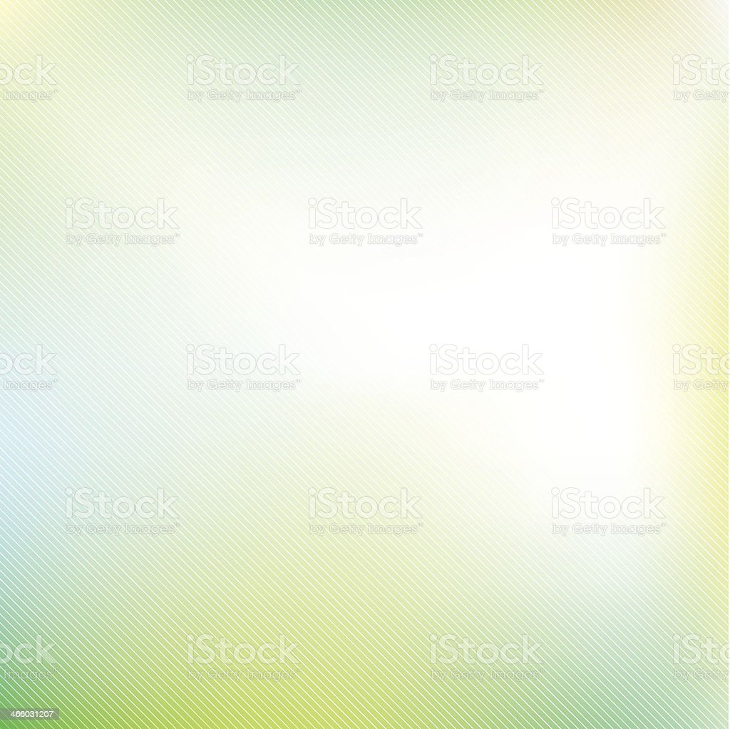 Soft Gradient Bright Background vector art illustration