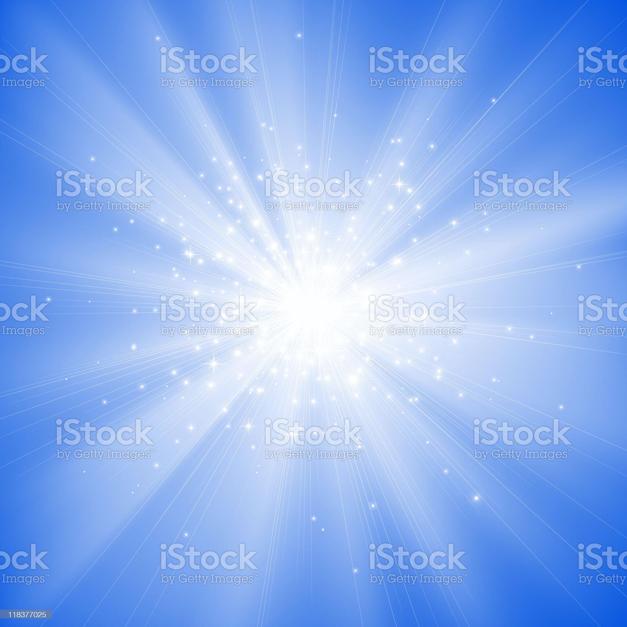 soft sunbeam royalty-free stock vector art