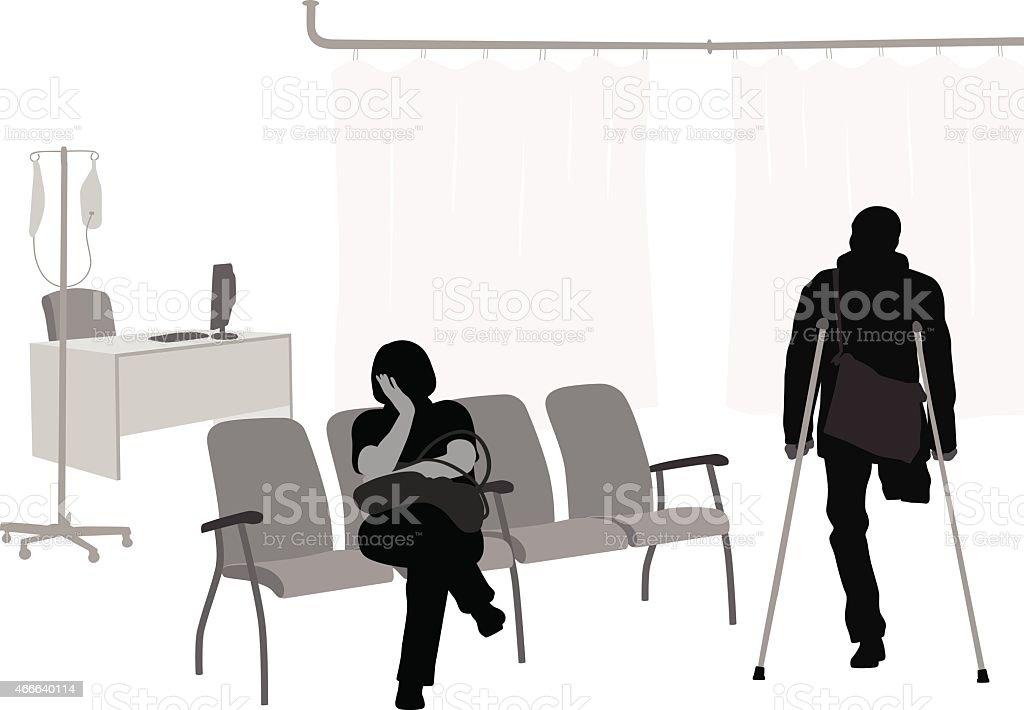Soldier vector art illustration