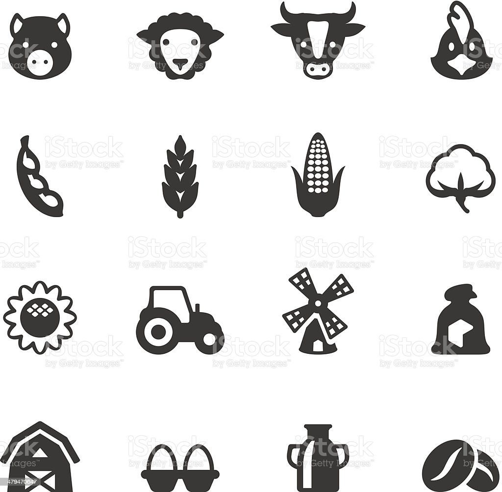 Soulico - Agriculture vector art illustration