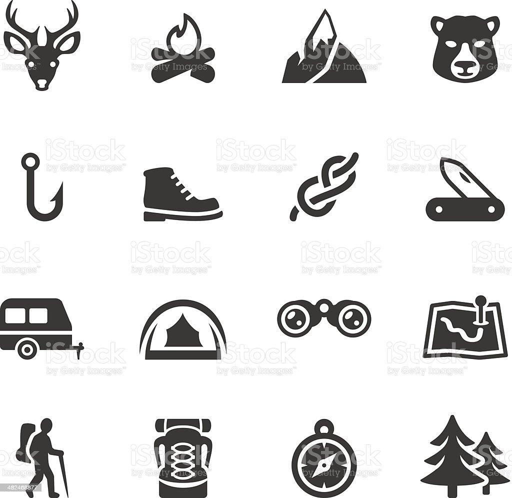 Soulico - Eco Tourism vector art illustration
