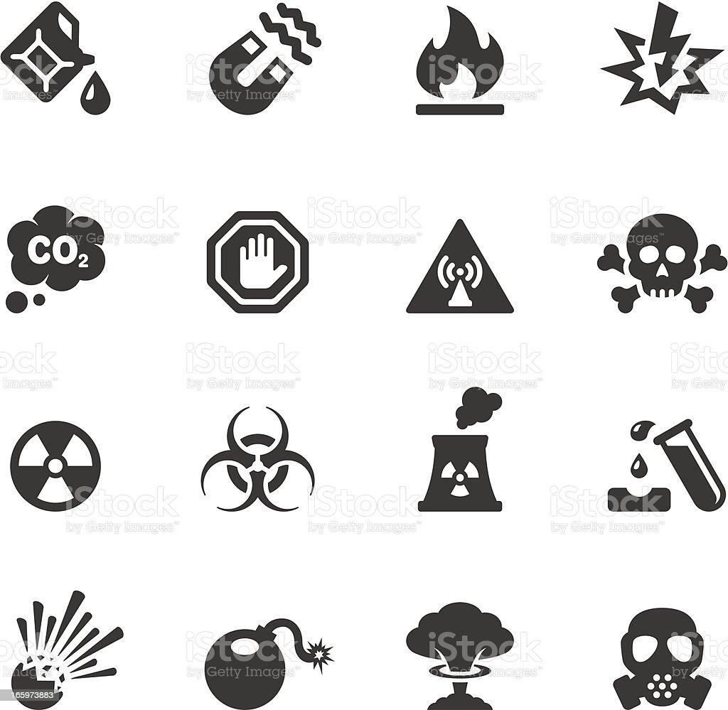 Soulico - Hazard and Danger vector art illustration