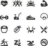 Soulico icons - Activity and Sport