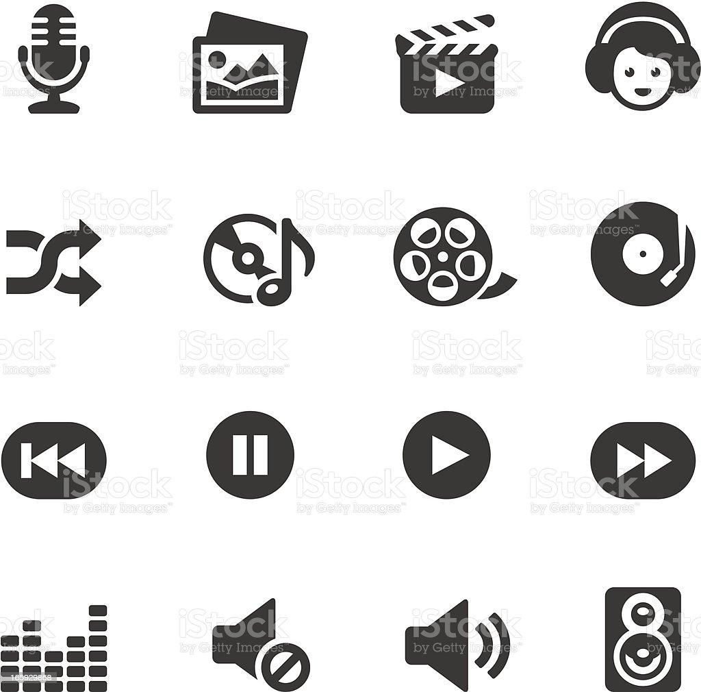 Soulico - Multimedia vector art illustration