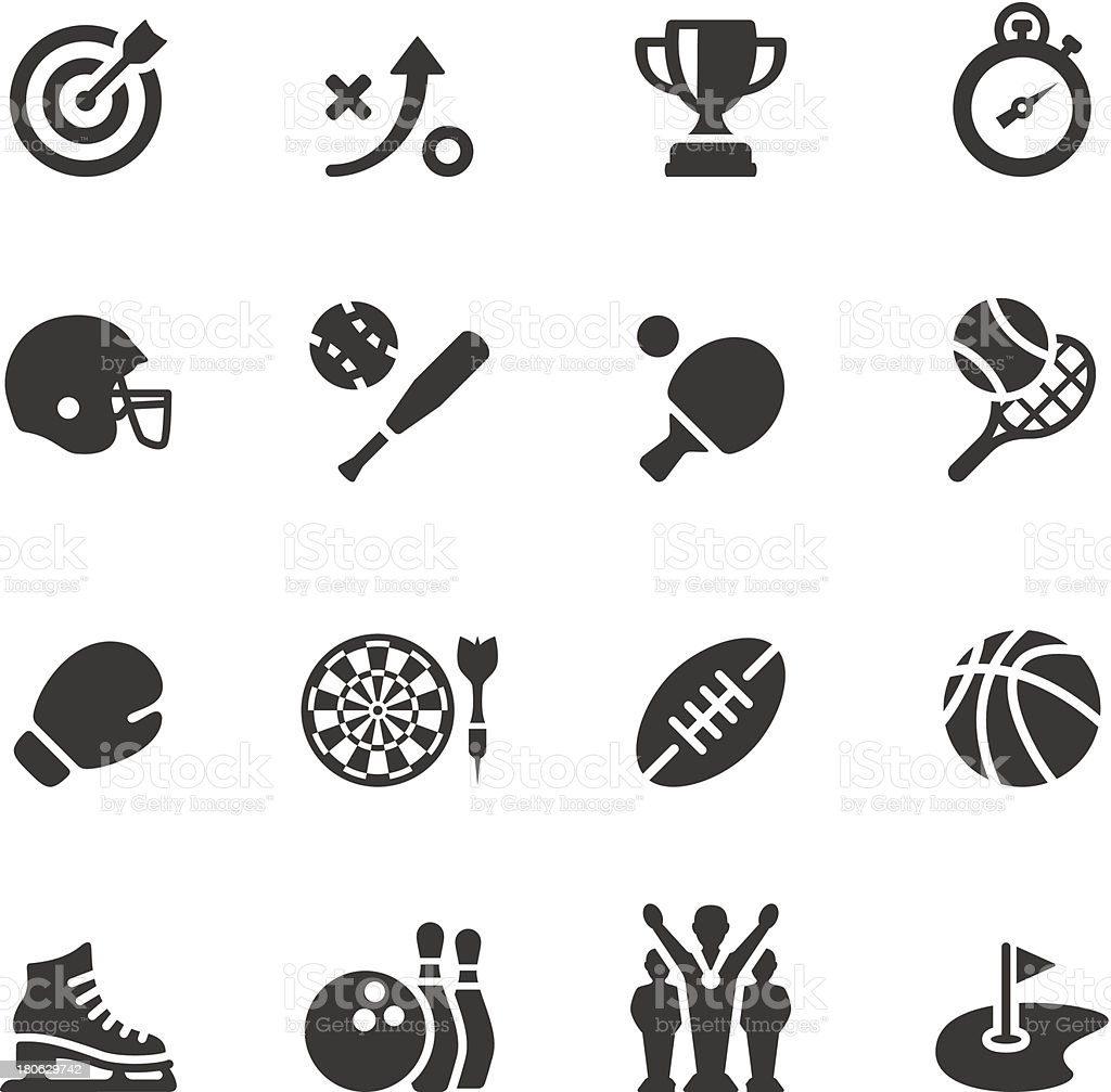 Soulico - Sport royalty-free stock vector art