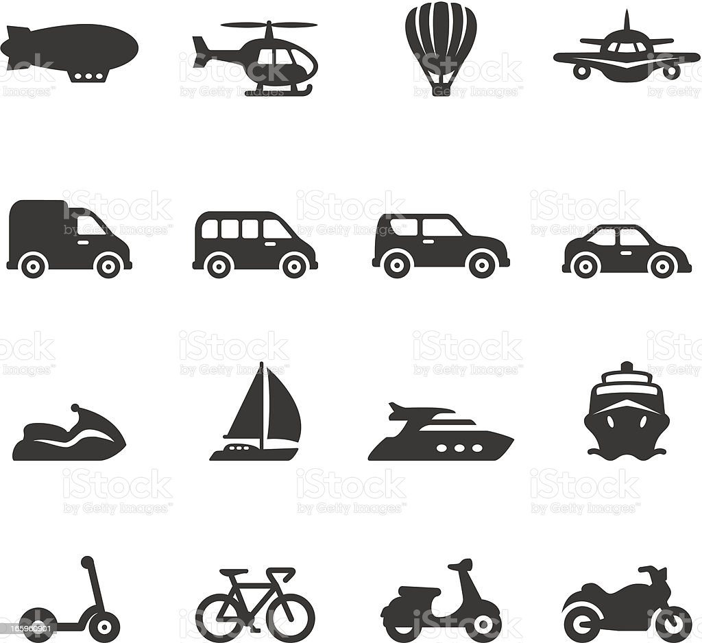 Soulico - Transport royalty-free stock vector art