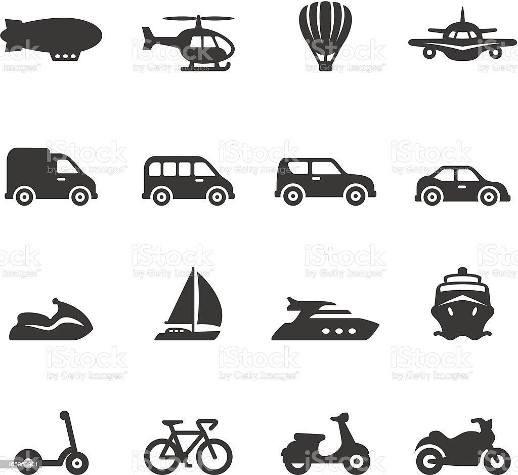Soulico - Transport vector art illustration