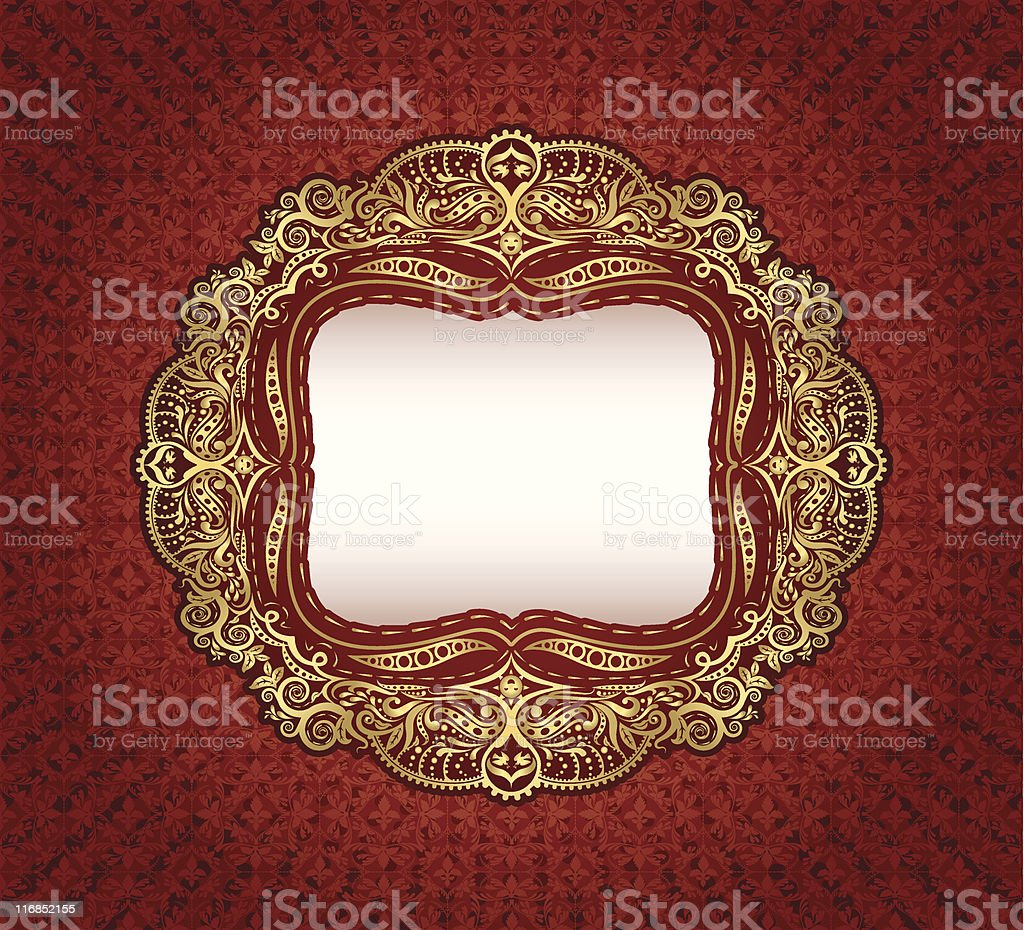 Sovereign Gold royalty-free stock vector art
