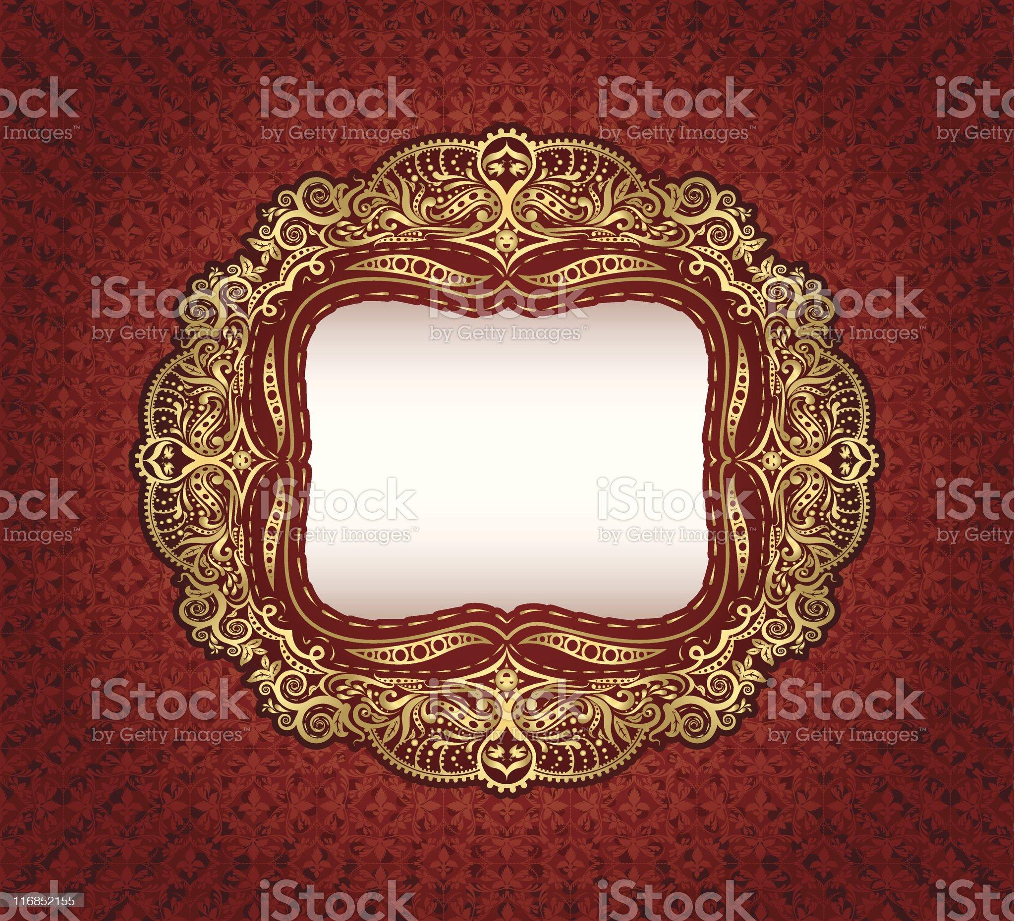 Sovereign Gold royalty-free stock vector art