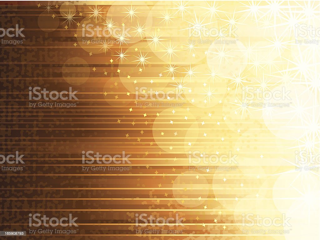 Sparkling Background royalty-free stock vector art