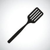 spatula silhouette