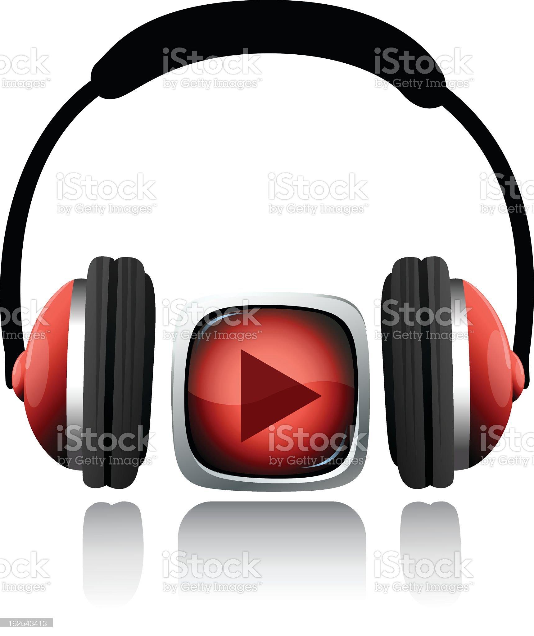 speakerphones royalty-free stock vector art